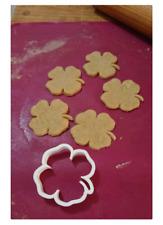Shamrock Irish Cookie Pastry Biscuit Cutter Icing Fondant Baking Bake Kitchen