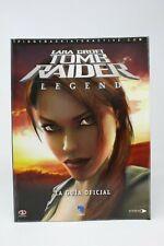 LARA CROFT Tomb Raider LEGEND Español GUIA  Oficial