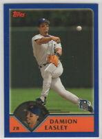 2003 Topps Baseball Detroit Tigers Team Set