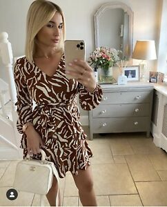 Minnies Boutique Zebra dress