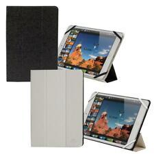 RivaCase 3127 Tasche Etui Schutz Hülle Schwarz/Weiss für Apple iPad 9.7