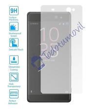 Protector de pantalla cristal templado vidrio 9h para Sony Xperia Xa Ultra 6.0