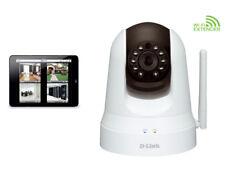 D-Link DCS-5020L HD Pan Tilt Wireless Security Camera HD Video ~ INTERNATIONAL