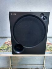 Powered Active Subwoofer Speaker Sony SA-WM20