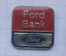 FORD BANK   ....................... Auto Pin (161c)