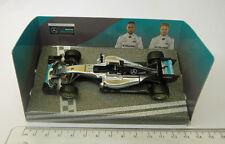 15638126r BBURAGO MERCEDES AMG Petronas f1 w07 (2016) 1:43 (Rosberg) #6