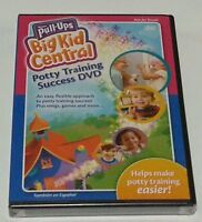 Pull-Ups  Big Kid Central: Potty Training Success DVD !!