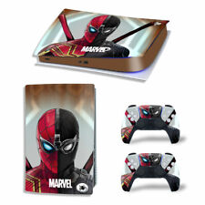 PS5 Digital Edition Skin Decal Sticker - Spiderman Design 10 - FREE P&P
