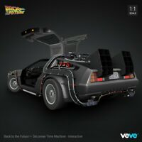 Back to the Future DeLorean 1:1 INTERACTIVE ULTRA RARE VeVe NFT
