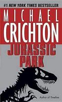 NEW Jurassic Park by Michael Crichton (Paperback) - Free Shipping