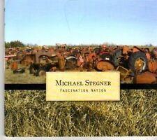(BV105) Michael Stegner, Fascination Nation - 2011 CD