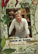 A8 BRAND NEW SEALED Jamie At Home : Series 1 (DVD,2007, 2-Disc Set) Jamie Oliver