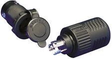 Minn Kota Trolling Motor Plug & Receptacle Set MKR-18 12/24/36V Marinco 12VCP