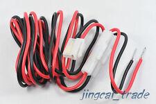 Radio Power Cable for Mobile Radio YAESU ICOM Kenwood TK-760/768/8180 TM-241/261