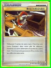 "Carte Pokemon "" TRAINER "" HS TRIOMPHE Bras Indésirable 87/102 UNCO ◊  HOLO VF"