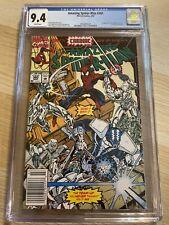 Amazing Spider-Man 360 CGC 9.4 WHITE Newsstand