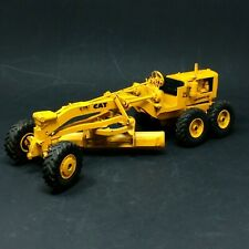 Ertl Caterpillar No 12 1:24 Scale Road Grader Construction Toy - Vintage