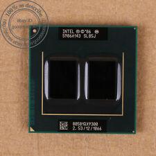 Intel Core 2 Extreme QX9300 - 2.53 GHz 1066 MHz SLB5J Socket P CPU for Laptop