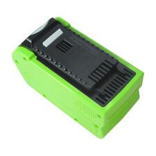 Li-Ion Batteria 40v 3000mah per Greenworks MOTOSEGA 20117 20077 20157 potatore