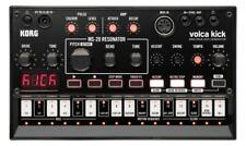 DJ Korg volca kick Analog Kick Drum Generator MS-20 Resonator Sequencer Batterie