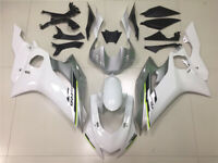 White Fairing Fit for Yamaha 2017 2018 YZF R6 Injection Molded ABS Plastics g07z