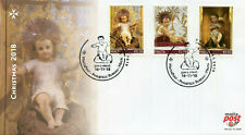Malta 2018 FDC Christmas Baby Jesus 3v Set Cover Stamps