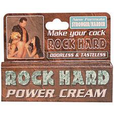 Rock Hard Erection Power Cream - Odourless & Tasteless