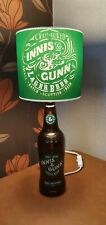 Innis and Gunn Bottle Light lamp man cave bar pub