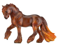 BREYER 70TH ANNIVERSARY STABLEMATE FELL PONY CHESTNUT MINI BLACK EYE SUSAN HORSE