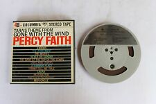 PERCY FAITH Gone With The Wind REEL TO REEL Columbia CQ-410 US 4 TRACK TAPE BOX7