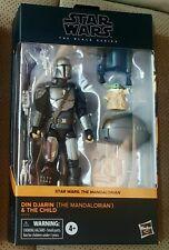 Star Wars Black Series Din Djarin Mandalorian & The Child Target Exclusive