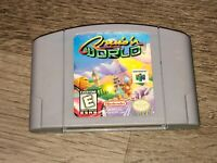 Cruis'n World Nintendo 64 N64 Cleaned & Tested Authentic