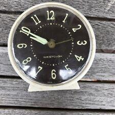 Westclox vintage alarm clock
