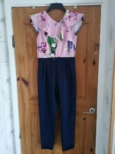 Girls Size 11-12 beautiful Ted Baker Jumpsuit, Brand New