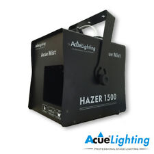 Acue Lighting Mist Pro 1500W Heating Core DMX Water Haze Machine For DJ Clubs