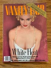 April 1990 Vanity Fair Magazine Madonna Good Copy