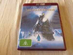 The Polar Express HD DVD Region Free Tom Hanks, Chris Coppola