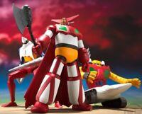 CHANGE!! GETTER ROBOT 1+2+3 Vol.1 Super Mini pla Figure Boxset of 3pcs Bandai