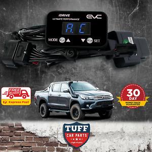 Toyota Hilux N80 2015 - 2021 iDrive Black EVC WindBooster Throttle Controller