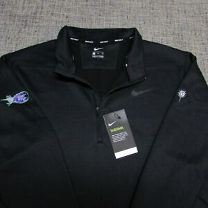 NIKE GOLF THERMA SOFT POLY 1/4 ZIP GOLF PULLOVER--2XL--BAGS of FUN--NEW!TAGS!