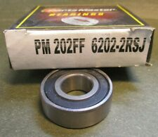 Parts Master/PTC -Alternator Drive End Bearing  - 202FF 6202-2RSJ