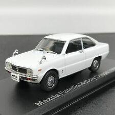 Mini Car IXO Mazda Familia Rotary 1968 1/43 Scale Box Display Diecast Used