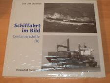 Sammlung Schiffahrt im Bild Containerschiffe II Hardcover!