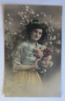 Frauen, Mode, Blumen, 1913 ♥ (3335)