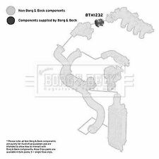 BORG BTH1232 CHARGER AIR HOSE Rear,Right,Upper