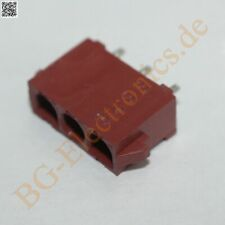 1 x AMP-Buchse 3polig (ZF)  AMP  1pcs