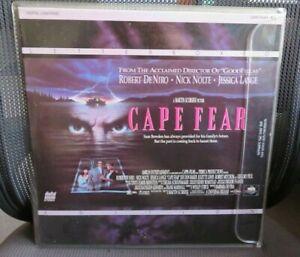 Laser Disc - Cape Fear.