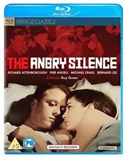 The Angry Silence (Digitally restored) [Blu-ray] [DVD][Region 2]
