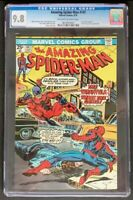 Amazing Spider-Man #147 CGC 9.8 Marvel 1975