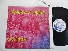 LP ANDREW MORE La vie sauvage 5602